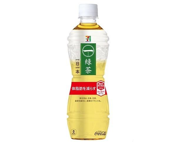 「一(はじめ)緑茶 一日一本」(税別118円)