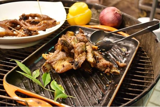 今年は、肉がパワーアップ。最近注目されているジビエや、スペアリブなど、がっつりとした料理がそろう