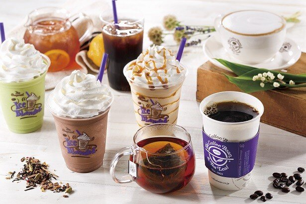 日本上陸2周年のコーヒービーン&ティーリーフ