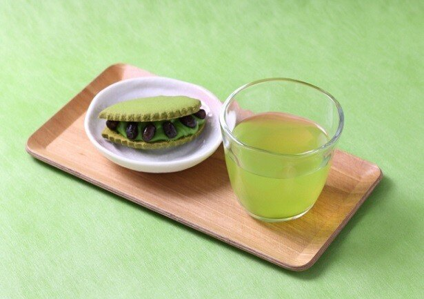 【写真を見る】「京のいっぷく(宇治新茶)」(540円)