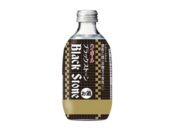 「ブラックストーン ハイボール 瓶」(税別231円)