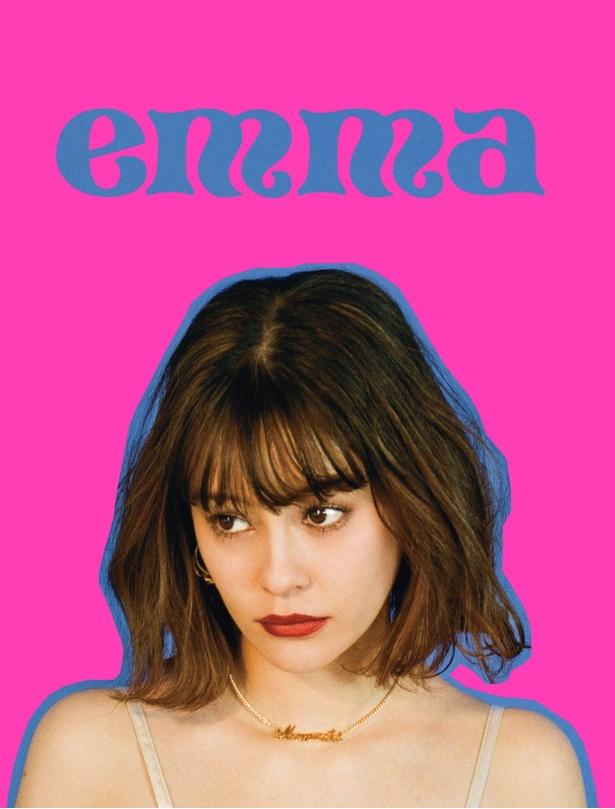 ビジュアルスタイルブック「emma」では、さまざまな一面を見せる!