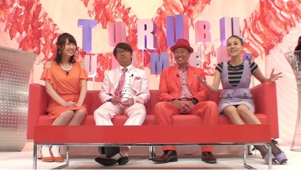 5月22日正午より配信の、dTVのバラエティー「トゥルルさまぁ~ず」最新話(#519)に、元乃木坂46・永島聖羅が参加