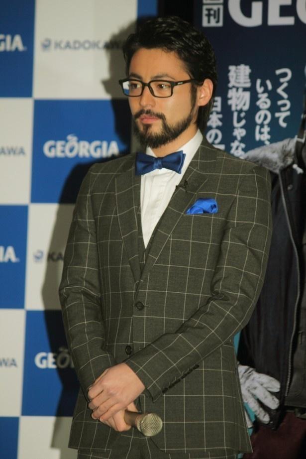 山田孝之がオフィシャルInstagramを更新した