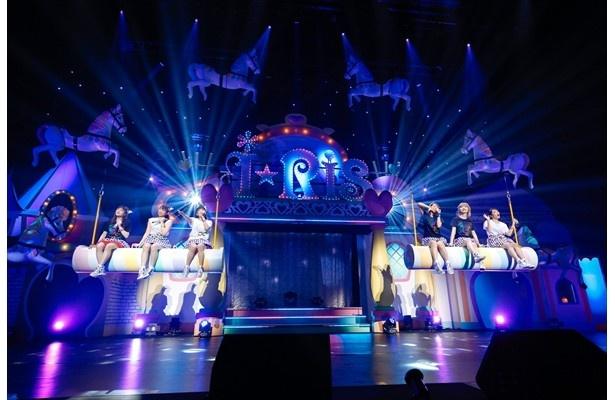タカオユキ含めたPOLKA DOTSのお披露目に、東京凱旋の芹澤による初披露曲も!i☆Ris 3rdツアー中野公演レポート