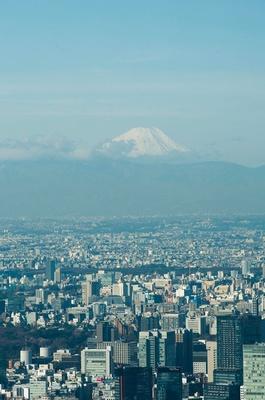【写真を見る】メインの景色はやっぱり富士山! 快晴の朝一番が見えやすくおすすめ