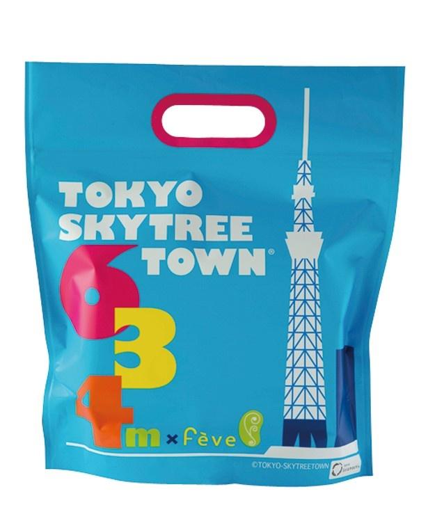 フェーヴの「東京ソラマチサブレ」(8枚入り800円)はソラマチ店限定フレーバー