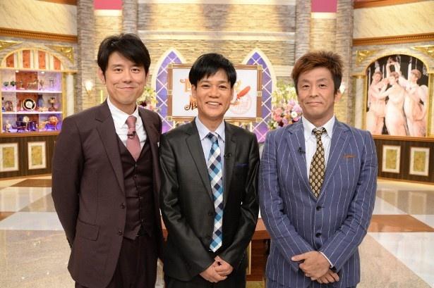 MCはネプチューン。日本で一大ブームを巻き起こしたカリスマたちに迫る
