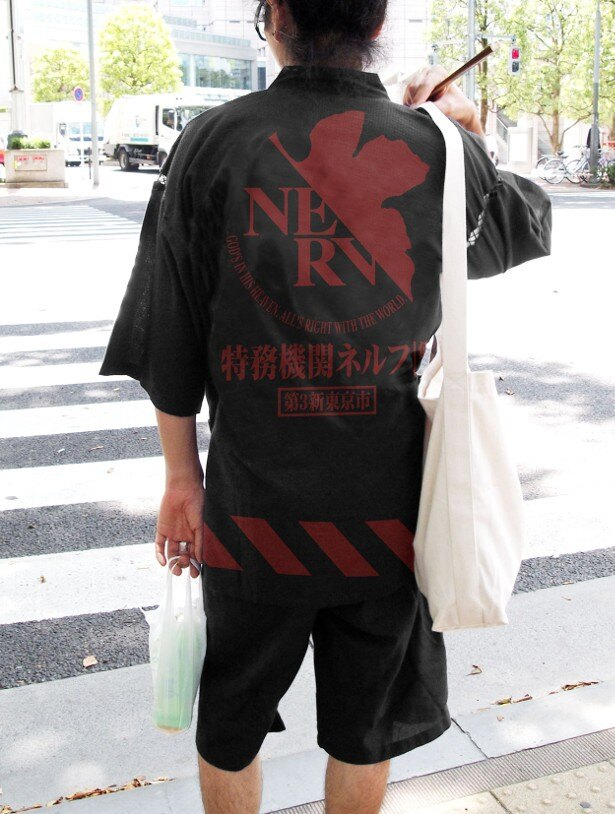碇シンジとお揃いのタンクトップも!?「ヱヴァンゲリヲン新劇場版」アパレルグッズが登場