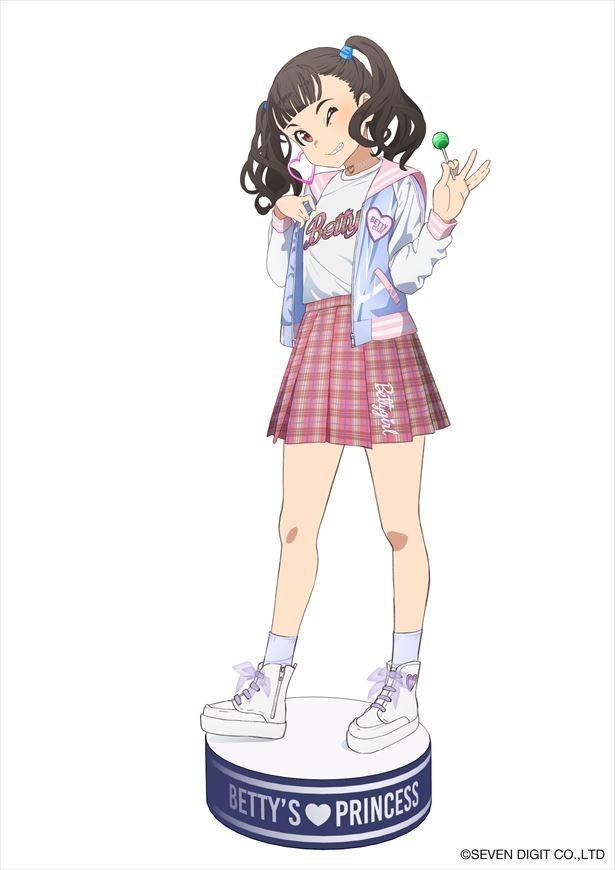 人気アニメーター足立慎吾によるデザイン