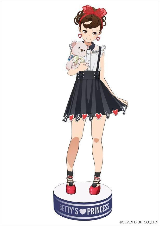 【写真を見る】アニメとファッション、異色のコラボ