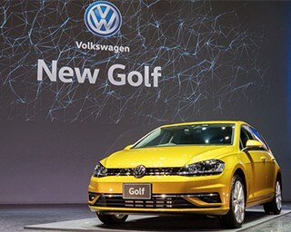ドイツ・フォルクスワーゲンの代表車種「Golf」が約4年ぶりに刷新!