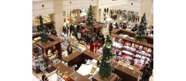 今年のクリスマスマーケットは賑わいを見せるのか!?