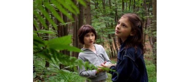 ユキ役のノエ・サンピは本作で演技に初挑戦