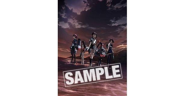 """限定仕様には新規編集・新規カットを施した""""一七式盤""""も同梱!「劇場版 艦これ」BD&DVDの発売が決定"""