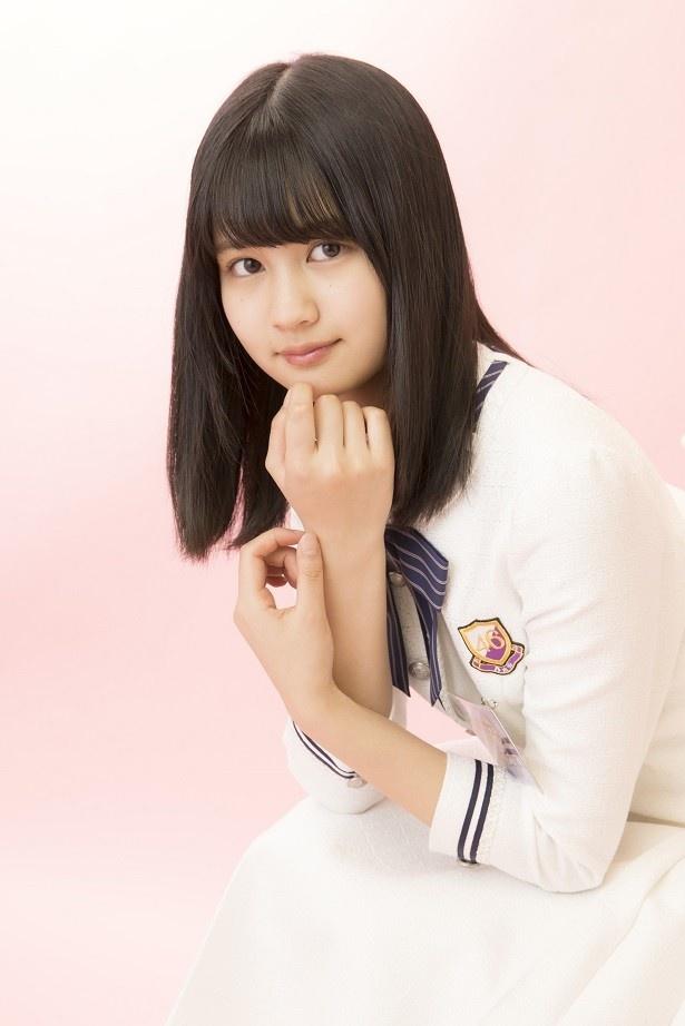 「NOGIBINGO!8」でバラエティーに本格挑戦する乃木坂46・3期生12名のリレー企画第8回には、不思議ちゃんキャラの中村麗乃が登場!