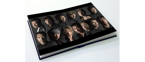 BOXには、ニコガクメンバーの超かっこいい写真も多数収録