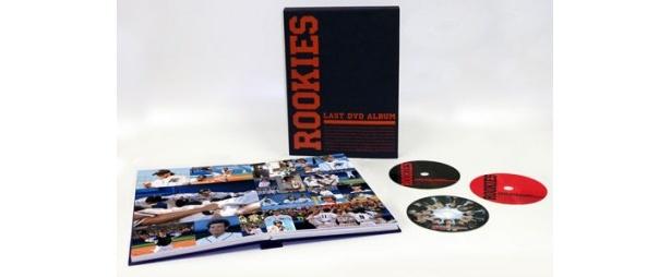 各DVDには特典映像もたっぷり収録されている