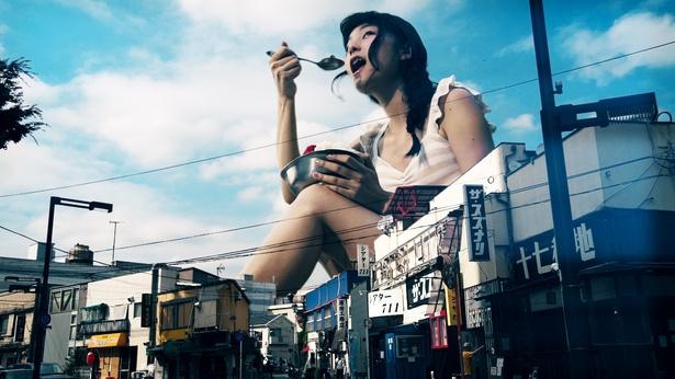 Cinematic Tokyo部門で上映される『東巨女子』