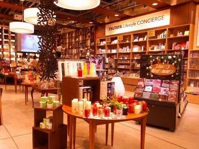 東京ミッドタウン内にリニューアルオープンした「TSUTAYA Lifestyle CONCIERGE」