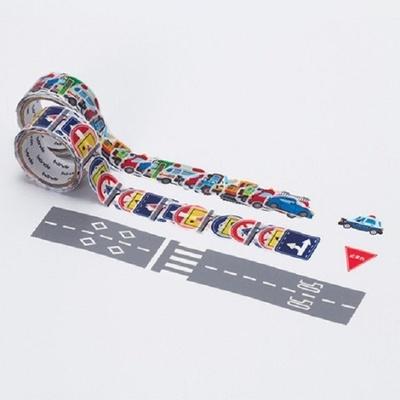 売り切れ続出の新感覚マスキングテープ「bande」の乗り物シリーズがヴィレッジヴァンガード通販より取り扱いを開始する。