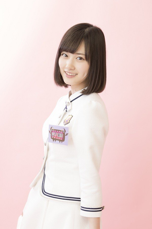 「NOGIBINGO!8」でバラエティーに本格挑戦する乃木坂46・3期生12名のリレー企画第10回には、3期生きっての美形・山下美月が登場!