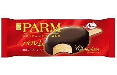 エスキモー「パルム チョコレート」(126円)