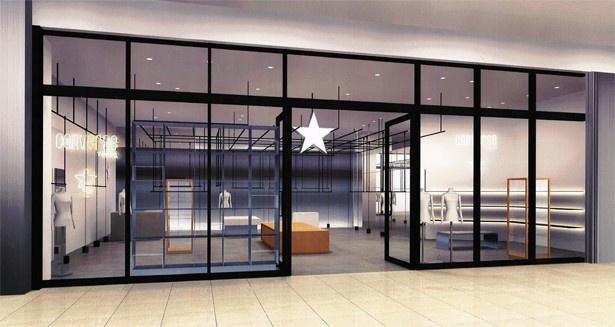 9月1日(金)にオープンの「CONVERSE」から生まれた新ブランド「CONVERSE TOKYO」にも注目だ!
