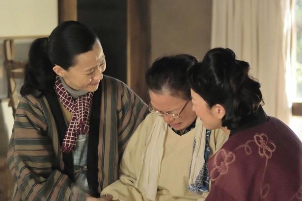 「それぞれの年代の立場で楽しめる、現代日本史のようなドラマ」と柴田は「ひよっこ」の魅力を語る