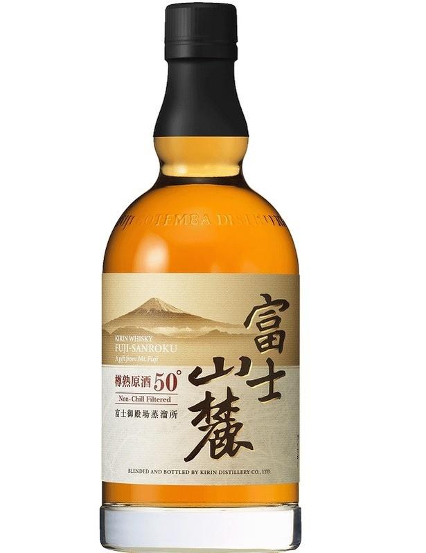 【写真を見る】富士山麓 樽熟原酒50°