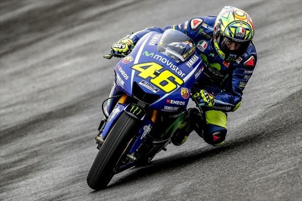 【写真を見る】MotoGPライダー「バレンティーノ・ロッシ」