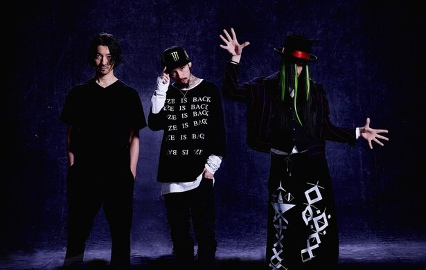 ロックバンド「RIZE」とのコラボムービーも登場