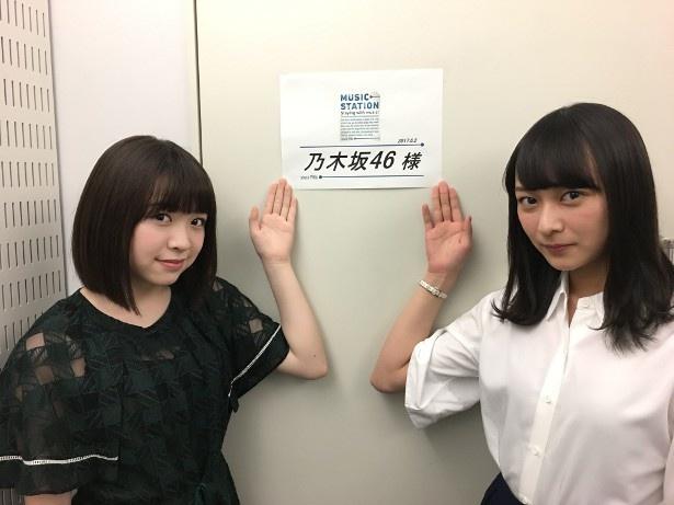 【写真を見る】乃木坂46は、最新曲「スカイダイビング」でスカイダイブするダンスを披露!