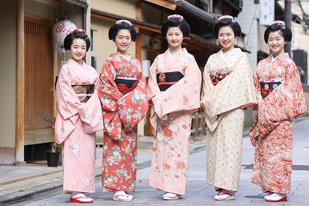 「京のおしろい落とし」は京都五花街の1つ、宮川町の芸舞妓との出会いから生まれた