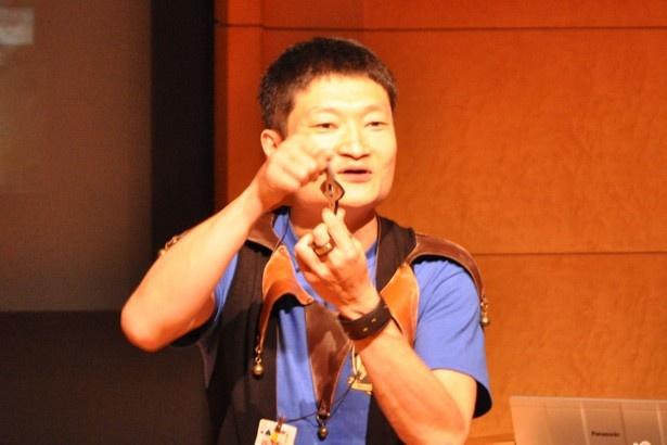 """ザブンクルの加藤が率いるチームは、訪日観光客向けに""""NINJA""""をモチーフにしたみやげを開発"""