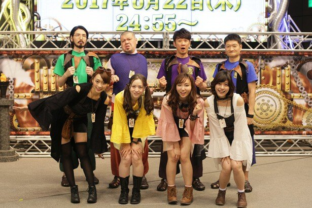 「メイキン クエスト」は2017年6月22日(木)の深夜にメ~テレで放送される