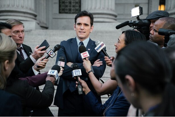 計画を妨害するFBI捜査官を演じるのは『クラッシュ』のマット・ディロン