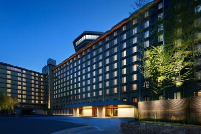 昨年全面リニューアルしたリーガロイヤルホテル京都