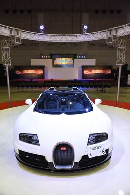 【写真を見る】ブガッティ ヴェイロン グランスポーツ ヴィテッセ。価格は3億円超!