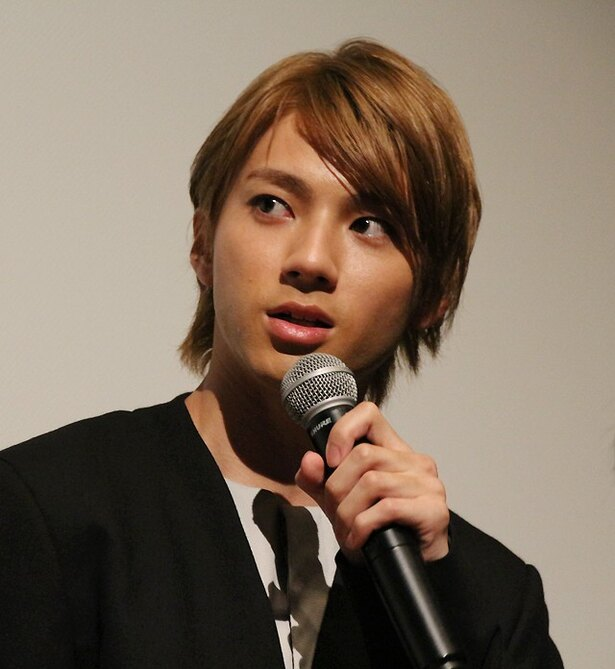 山田は「キャラクターの再現率がすごい!」と見どころを語る