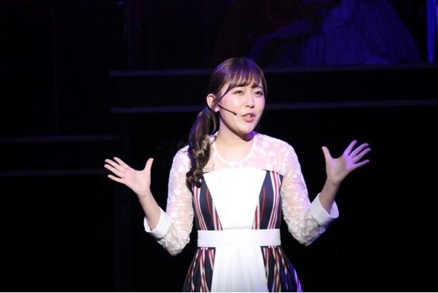多田愛佳が演じるのは王宮のメイド・ネイ