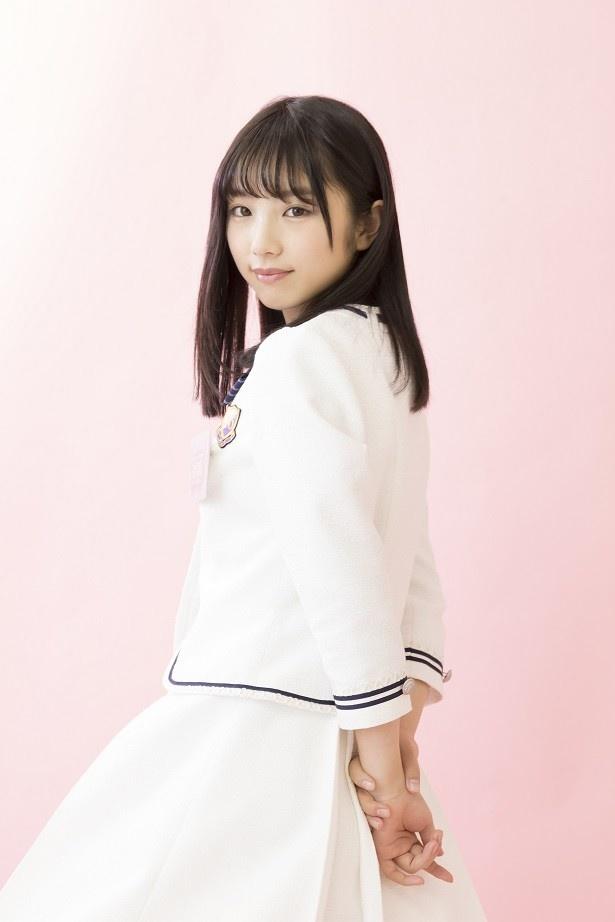 「NOGIBINGO!8」でバラエティーに本格挑戦する乃木坂46・3期生12名のリレー企画第12回には、福岡県出身の17歳・与田祐希が登場!