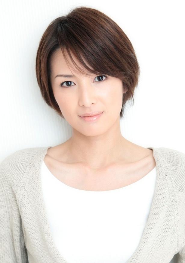 吉瀬美智子は、No.1カバーモデルの浜口由華子役に