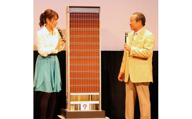 大塚キャスターと高島アナの絶妙な掛け合いも見どころ