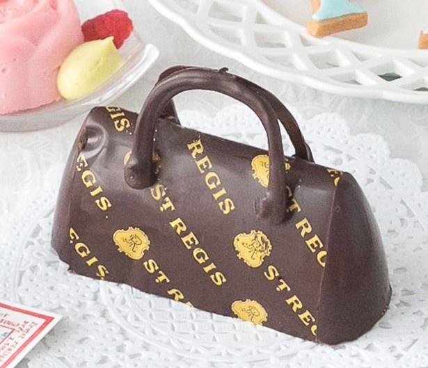 バッグ型アイスクリームなど食べるのがもったいないぐらいキュートなスイーツが満載/セント レジス ホテル 大阪