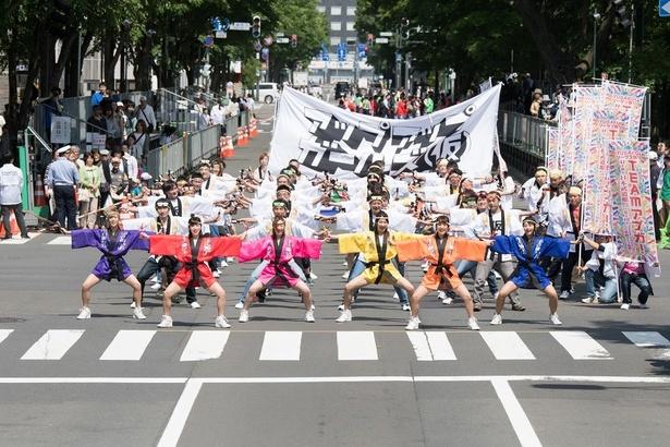 YOSAKOIソーラン祭りの応援アイドルが語る祭り、そして北海道の魅力は