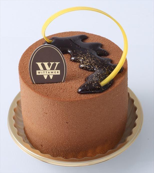 「ヴィタメール」は、8月31日(木)まで夏のケーキ販売。写真は「ショコラ・シトロン」(702円)