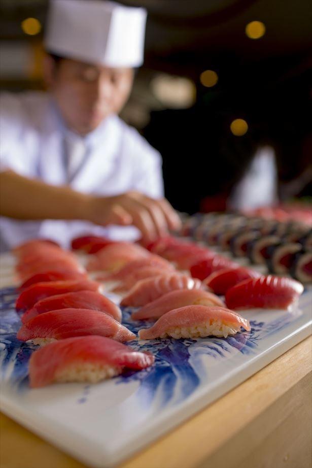 """この夏は""""和""""で攻める。和食コーナーがより充実に!"""