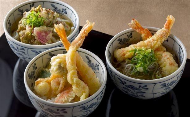 肉・寿司・スイーツがテーマの人気ビュッフェに天ぷらコーナーが新設!