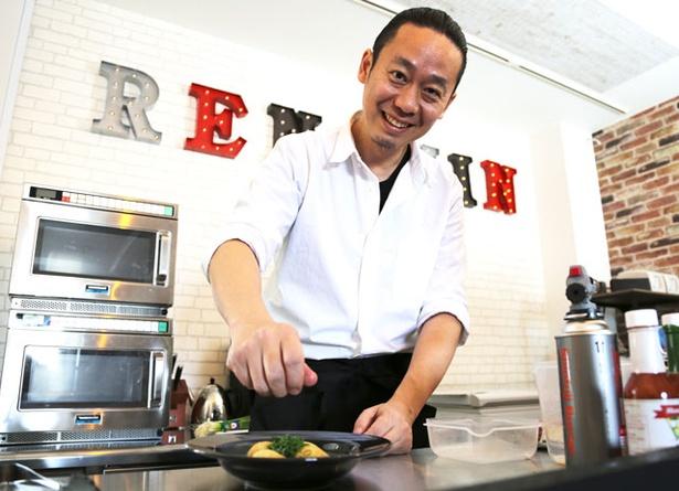 """レンチン料理研究家タケムラダイ監修。年間500食以上もの冷凍食品を食す""""冷食マイスター""""としても活動中"""
